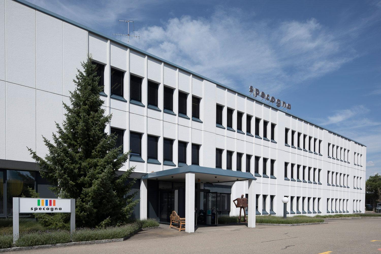Hauptsitz Specogna Bau AG